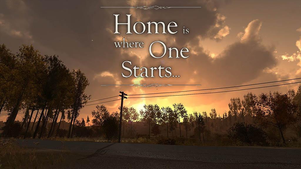 بازی Home is Where One Start...
