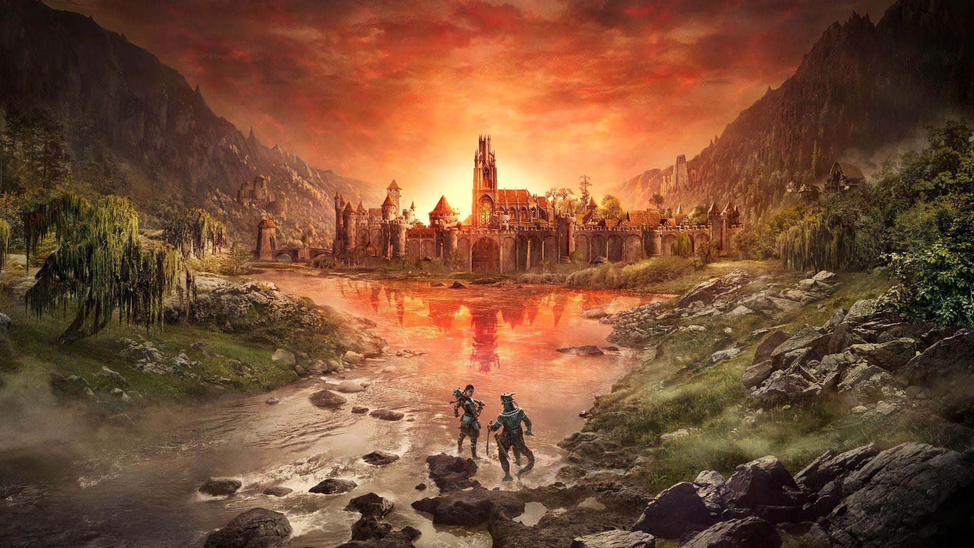 تصویری از بازی الدر اسکرالز آنلاین