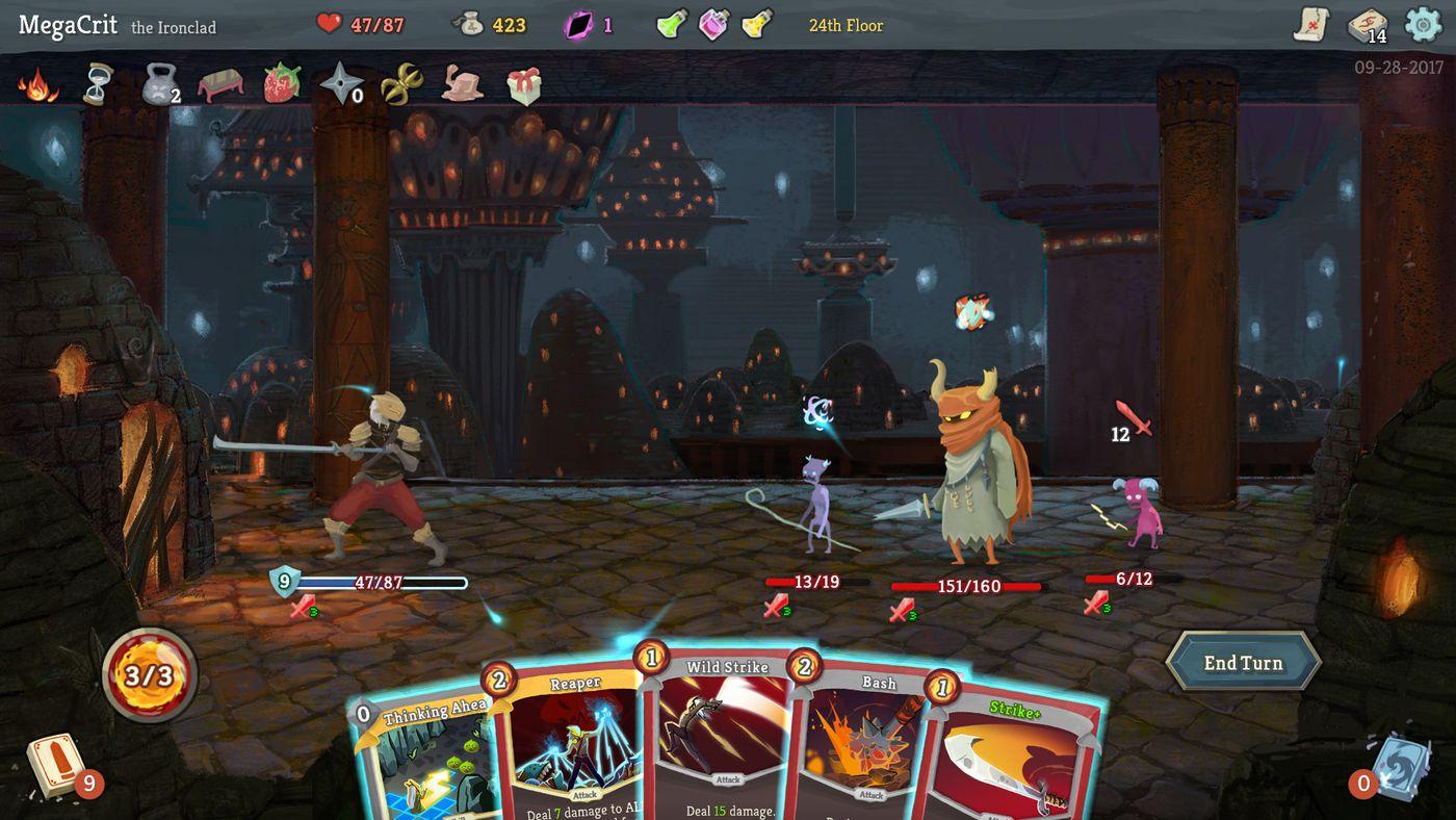 تصویری از بازی اسلی دی اسپایر