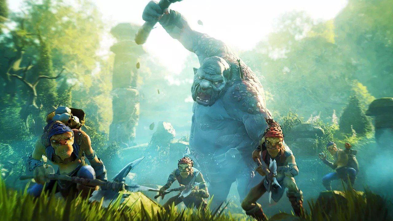 تصویری از بازی فیبل لجندز