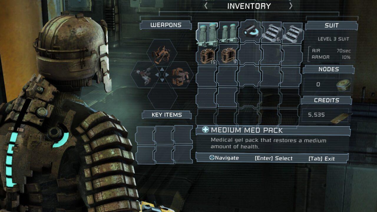 رابط کاربری بازی