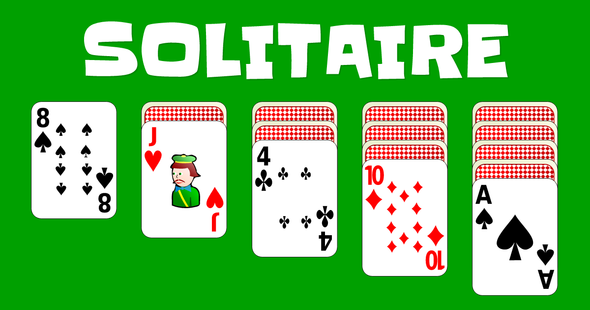عکس بازی solitaire