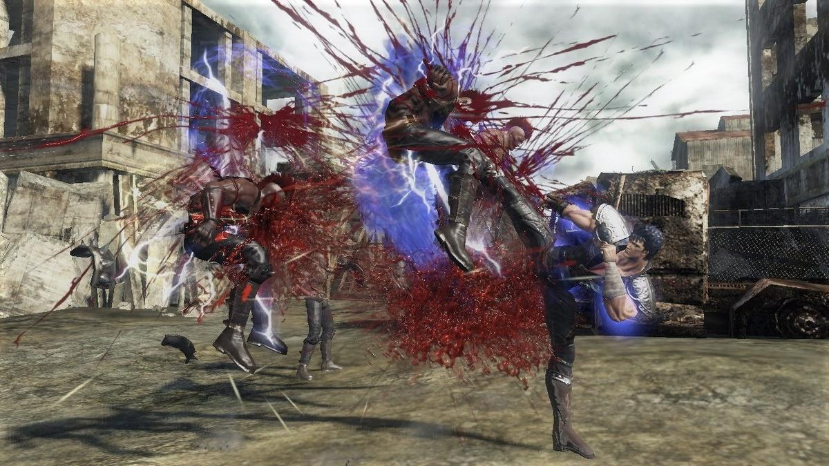 صحنهای خشن و پر از خون از یک بازی